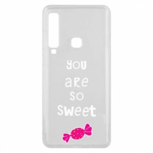 Phone case for Samsung A9 2018 You are so sweet