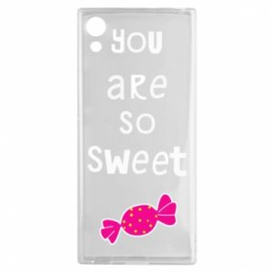Sony Xperia XA1 Case You are so sweet