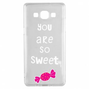 Samsung A5 2015 Case You are so sweet