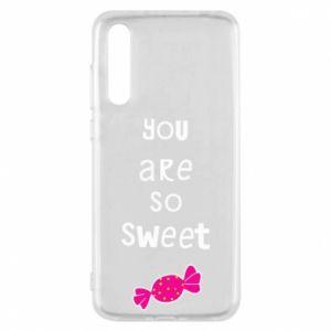 Etui na Huawei P20 Pro You are so sweet
