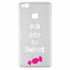 Etui na Huawei P9 Lite You are so sweet