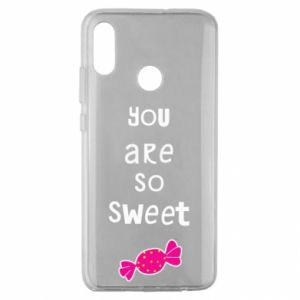 Huawei Honor 10 Lite Case You are so sweet