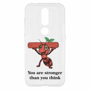 Nokia 4.2 Case You are stronger than you think