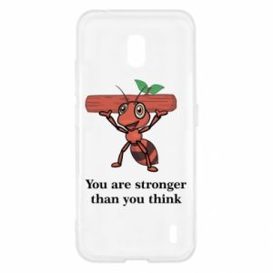 Nokia 2.2 Case You are stronger than you think