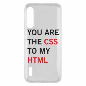 Etui na Xiaomi Mi A3 You are the css