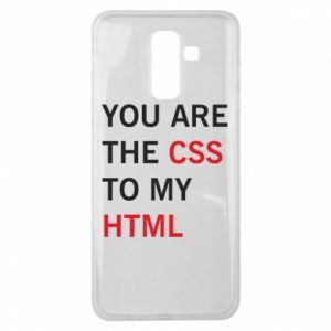 Samsung J8 2018 Case You are the css