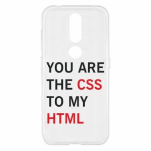 Nokia 4.2 Case You are the css