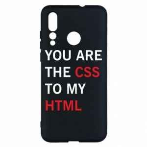 Huawei Nova 4 Case You are the css
