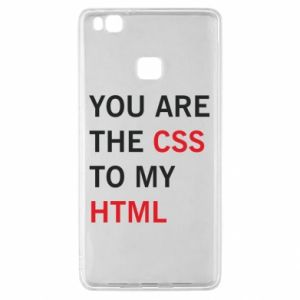 Huawei P9 Lite Case You are the css
