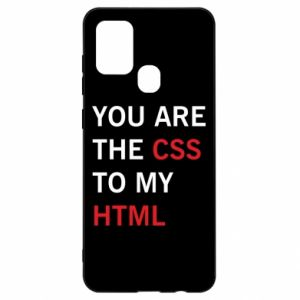 Samsung A21s Case You are the css