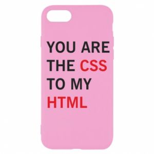 iPhone SE 2020 Case You are the css