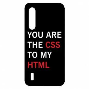 Etui na Xiaomi Mi9 Lite You are the css