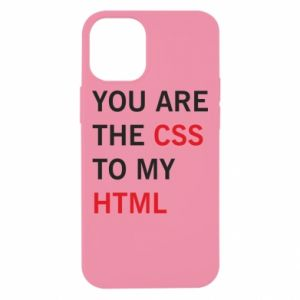 iPhone 12 Mini Case You are the css