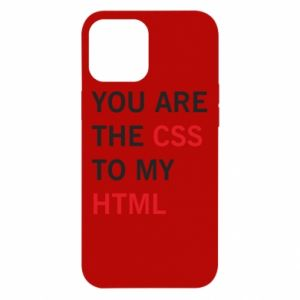 iPhone 12 Pro Max Case You are the css
