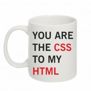 Mug 330ml You are the css
