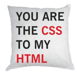 Pillow You are the css