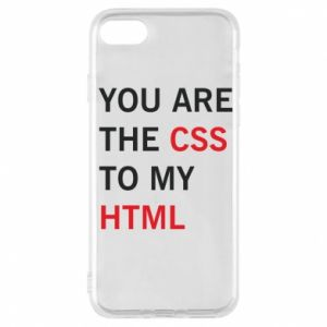 Etui na iPhone 7 You are the css