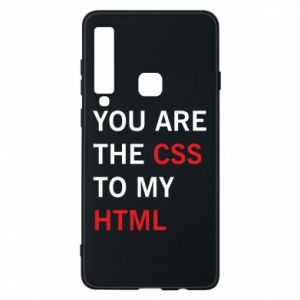 Etui na Samsung A9 2018 You are the css