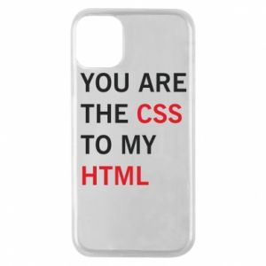 Etui na iPhone 11 Pro You are the css