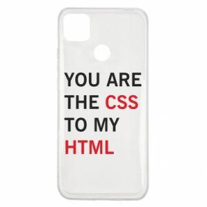 Etui na Xiaomi Redmi 9c You are the css