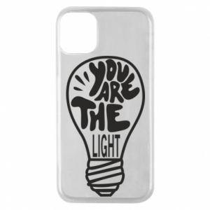 Etui na iPhone 11 Pro You are the light