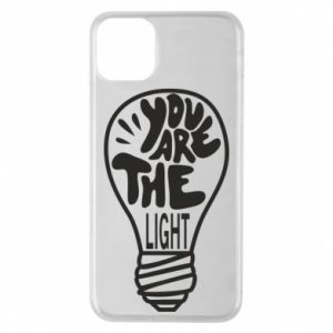 Etui na iPhone 11 Pro Max You are the light