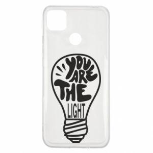 Etui na Xiaomi Redmi 9c You are the light