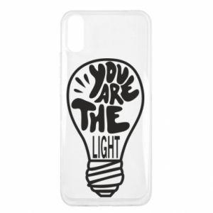 Etui na Xiaomi Redmi 9a You are the light