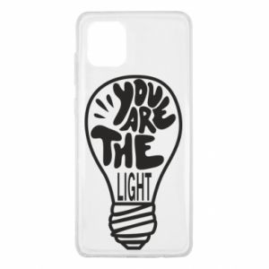 Etui na Samsung Note 10 Lite You are the light