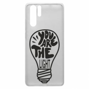 Etui na Huawei P30 Pro You are the light
