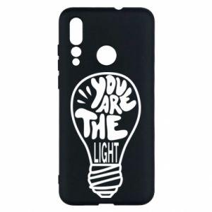 Etui na Huawei Nova 4 You are the light