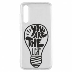 Etui na Huawei P20 Pro You are the light