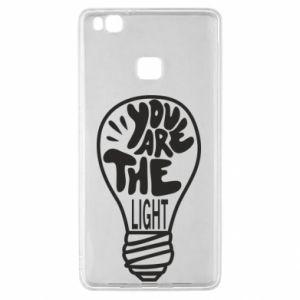 Etui na Huawei P9 Lite You are the light