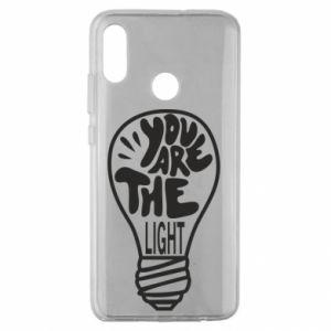 Etui na Huawei Honor 10 Lite You are the light