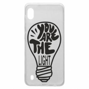 Etui na Samsung A10 You are the light