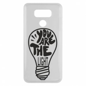 Etui na LG G6 You are the light
