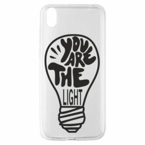 Etui na Huawei Y5 2019 You are the light