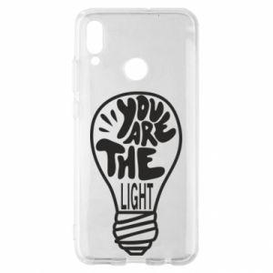Etui na Huawei P Smart 2019 You are the light