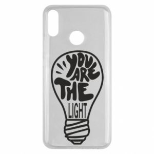 Etui na Huawei Y9 2019 You are the light