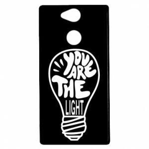 Etui na Sony Xperia XA2 You are the light