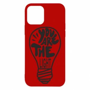 Etui na iPhone 12/12 Pro You are the light