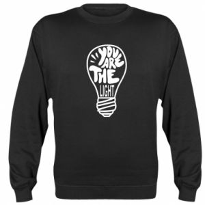 Bluza You are the light