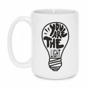 Kubek 450ml You are the light