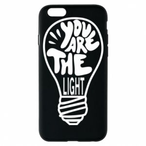 Etui na iPhone 6/6S You are the light