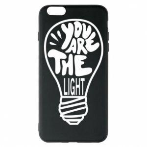 Etui na iPhone 6 Plus/6S Plus You are the light