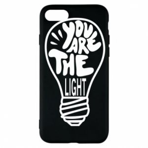 Etui na iPhone 7 You are the light