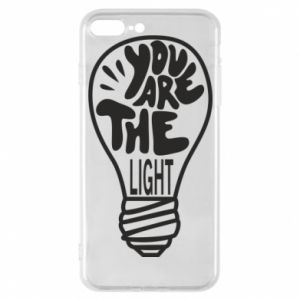 Etui do iPhone 7 Plus You are the light