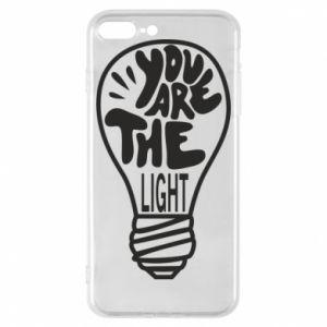 Etui na iPhone 8 Plus You are the light