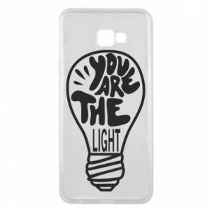 Etui na Samsung J4 Plus 2018 You are the light