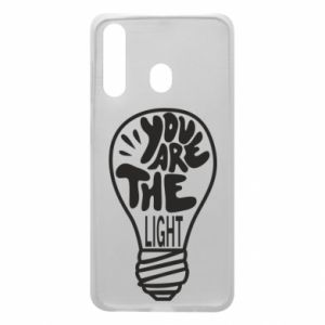 Etui na Samsung A60 You are the light